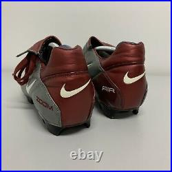 FOOTBALL BOOTS NIKE AIR VAPOR ZOOM TOTAL 90 FG Supremacy Size UK 10.5