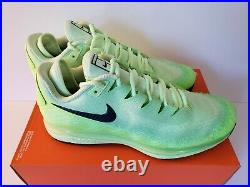 Nike Air Zoom Vapor X Knit Size 11 Tennis Shoes Mens Ghost Green New BOX NO LID