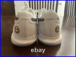 Nike Air Zoom Vapor X Nadal'White Canary' Tennis Shoes Size 12 AA8030-104