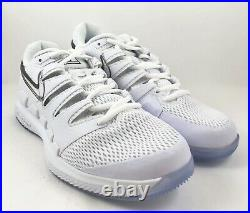 Nike Air Zoom Vapor X White Canary Mens Tennis Shoes Size 10.5 AA8030-104