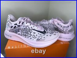 Nike Zoom Fly SP Fast X Nathan Bell Pink 12.5 AT5242-100 Gyakusou VaporFly Next