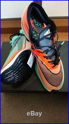 Nike Zoom X Vapor Fly Next% CD4553-300 Zoom Running Shoes EKIDEN US 9 Limited